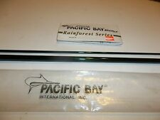 3 Pacific Bay Rainforest Fly Blank 8' 5wt 2pc IM6 Graphite