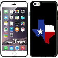 Texas Flag State Shape For Iphone 6 Plus 5.5 Inch Case Cover