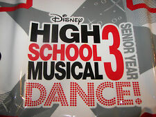 Disney High School Musical 3: Senior Year Dance Dance Pad PS2