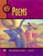 Best Poems: Introductory McGraw-Hill - Jamestown Education, Glencoe/ Hardcover