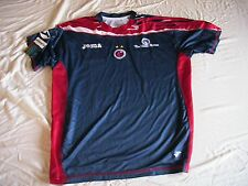 Team Veracruz Mens Official Soccer Jersey Size L Blue Away 2011