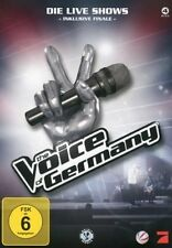 DVD Box/ The Voice of Germany - Die Live Shows - incl.Finale 4 DVD !! NEU&OVP !!
