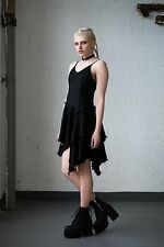 SALE! Black Distressed Grunge Dress. LBD. The Trash Rack RRP £55
