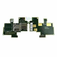 SIM + SD READER SLOT TRAY HOLDER FLEX CABLE FOR SONY XPERIA M C1904 C1905 #A-850