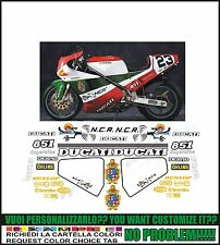 kit adesivi stickers compatibili  851 1990 strada superbike ncr