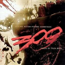 300 [The Collector's Edition] by Tyler Bates CD Soundtrack