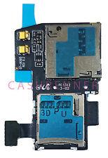 SD SIM Flex Speicher Karten Leser Memory Card Reader Samsung Galaxy S4 Active