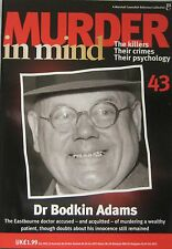Murder in Mind Issue 43 -  Dr Bodkin Adams