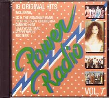 VARIOUS – Power Radio Vol.7 (Sony Music – Germany) STEVE PERRY, HEART, ANIMALS