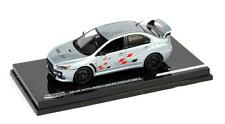 MITSUBISHI LANCER EVOLUTION X EVO RALLIART VITESSE 29249 1:43 DIECAST CASE CRACK