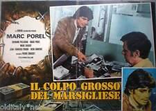 1976 IL COLPO GROSSO DEL MARSIGLIESE Marc Porel-Pierre Grasset-Casot-J.Poron - 2