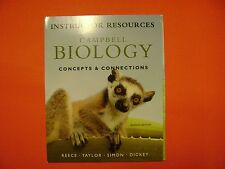 Instructor's Resource CD/DVD-ROM for Campbell Biology: Concepts & Connections 7e