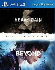 The heavy rain & Beyond: two souls COLLECTION * sony playstation 4 * ps4 * NOUVEAU