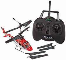 Esky Nano 4 Channel 2.4 Ghz Remote Control Helicopter Red Canopy