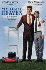 My Blue Heaven DVD (1990) - Steve Martin, Rick Moranis, Herbert Ross