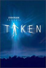 Steven Spielberg Presents Taken  EPISODES SERIES DVD SET TV Show Lot Box Season