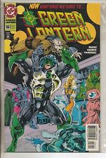 DC Comics Green Lantern Vol 3 #56 November 1994 NM
