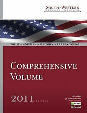 South-Western Federal Taxation 2011: Comprehensive (with H&R Block @ Home Tax Pr