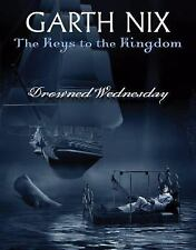 Keys to the Kingdom #3: Drowned Wednesday by Garth Nix c2005, Hardcover, VGC