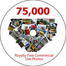 75,000 ROYALTY FREE COMMERCIAL PHOTO STOCK CLIPART IMAGES WEB DESIGN PHOTOGRAPHY