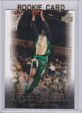 LeBRON JAMES RC Irish High School 2003 ROOKIE CARD Basketball #1 NBA DRAFT PICK!