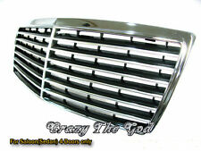 W140 92-99 S-CALSS CHROME GRILLE for MERCEDES