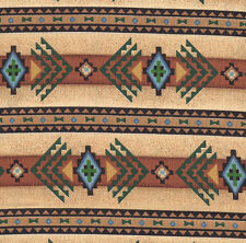Indian-Style Blanket Quilt Fabric - 3/4 Yard Piece