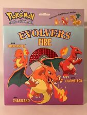 Pokémon Evolvers Fire Charizard Charmeleon Charmander Readers Digest Children's