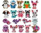 TY BEANIE BOOS BOO BABIES SOFT TOY PLUSH OWLIVER RUBY SPARKLES DUKE SLOWPOKE