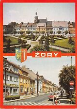 B45722 Zory cars voitures multiviews   poland