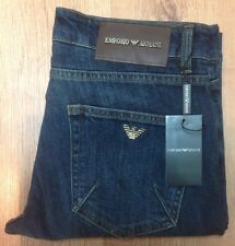 Men's Emporio Armani Jeans - tight fit ( blue) Waist 32 Length 34