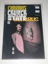 Cerebus Church & State #29 VF Aardvarkvanaheim Apr 1992
