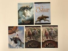 PROMO CARDS: THE GOLDEN COMPASS Inkworks: 5 DIFFERENT GC-BF CFF P1 UKP & SD2007