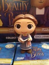 Funko Mini Disney Village Belle Book Hot Topic  Live Action Beauty and The Beast