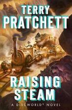 Raising Steam (Discworld) - Acceptable - Pratchett, Terry - Hardcover