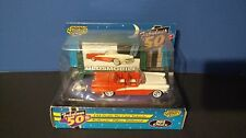 Road Champs 1955 Olds Oldsmobile Starfire Convertible Red Fabulous 50's 1:43 Car