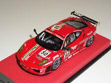 1/43 BBR Ferrari F430 GT AF Corse Spa 2008 #50