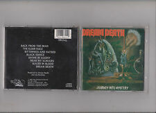 DREAM DEATH-JOURNEY INTO MYSTERY CD Celtic Frost Bathory Hellhammer Blood Feast