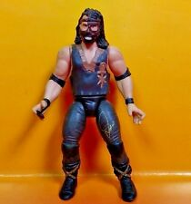 Mankind Signature Series  WWF WWE 1996 Jakks Pacific Wrestling figure ECW WCW
