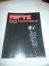 Rifts: Conversion Book 3: Dark Conversions