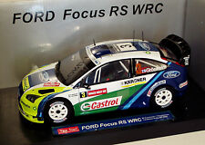 1/18 Ford Focus WRC BP  Wales Rally GB 2006 M.Gronholm