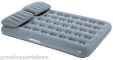 CAMPINGAZ SMART QUICKBED DOUBLE camping inflatable airbed mattress pillow 205487
