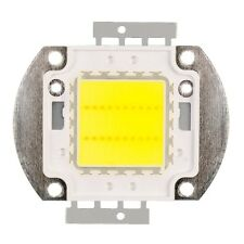 20 Watt HighPower LED Chip WEIß 1800lm 30-35V 700mA Hochleistungs white 20W