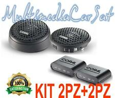 CORAL KIT MONZA MX 20 + MT 25 TWEETER FILTRI COPPIA CROSS OVER 2 VIE CROSSOVER