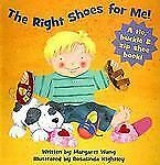 The Right Shoes for Me Wang, Margaret Hardcover