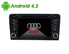 Navigatore Gps touchscreen,  Audi A3  2003-2011 Android 4.2