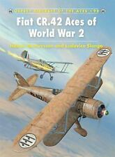 Fiat CR.42 Aces of World War 2 (Aircraft of the Aces), Slongo, Ludovico, Gustavs