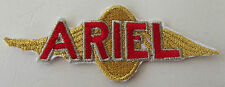 ARIEL Motorcycles embroidered cloth patch, B010102