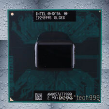 Intel Core 2 Duo T9800 CPU 2.93 GHz 1066 MHz Socket 478, Socket P, PGA478