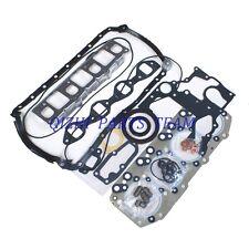 ISUZU 4JB1 Engine Overhaul Gasket Kit Set Z-5-87810-457-2 Z-5-87812-706-1